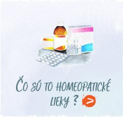 Čo sú to homeopatické lieky
