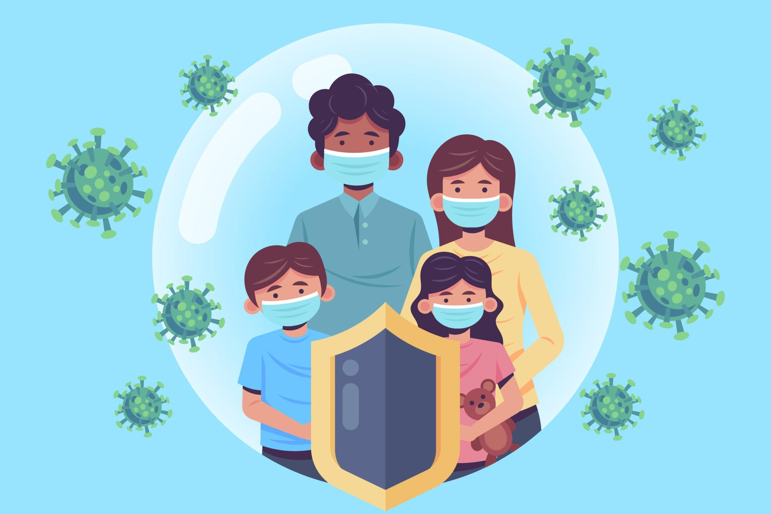 Podporná homeopatická starostlivosť pri ochorení COVID-19